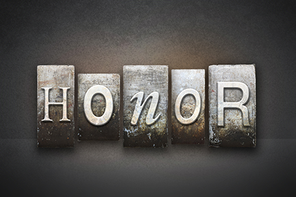 Honoring Others When We Are Dishonored